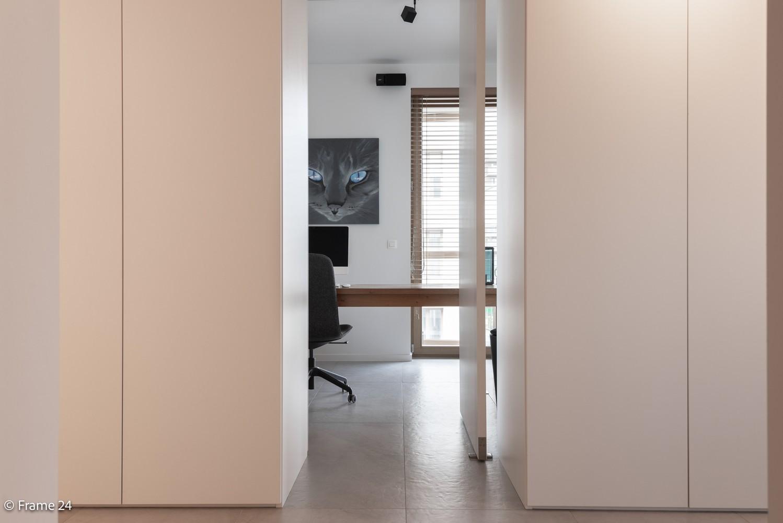 Riant luxe-appartement (160 m²) op het hippe Nieuwe Zuid te Antwerpen! afbeelding 12