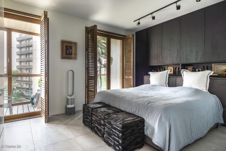 Riant luxe-appartement (160 m²) op het hippe Nieuwe Zuid te Antwerpen! afbeelding 14