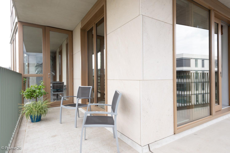 Riant luxe-appartement (160 m²) op het hippe Nieuwe Zuid te Antwerpen! afbeelding 19