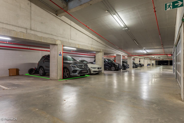 Riant luxe-appartement (160 m²) op het hippe Nieuwe Zuid te Antwerpen! afbeelding 22