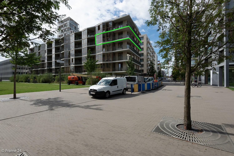Riant luxe-appartement (160 m²) op het hippe Nieuwe Zuid te Antwerpen! afbeelding 23