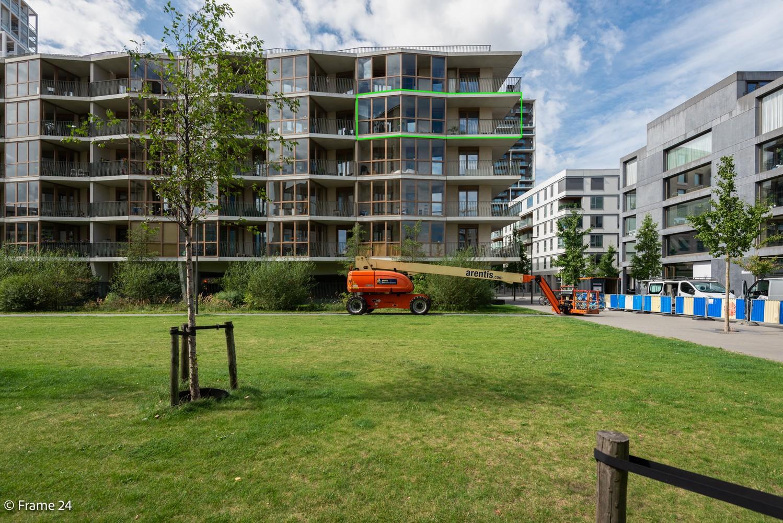 Riant luxe-appartement (160 m²) op het hippe Nieuwe Zuid te Antwerpen! afbeelding 24