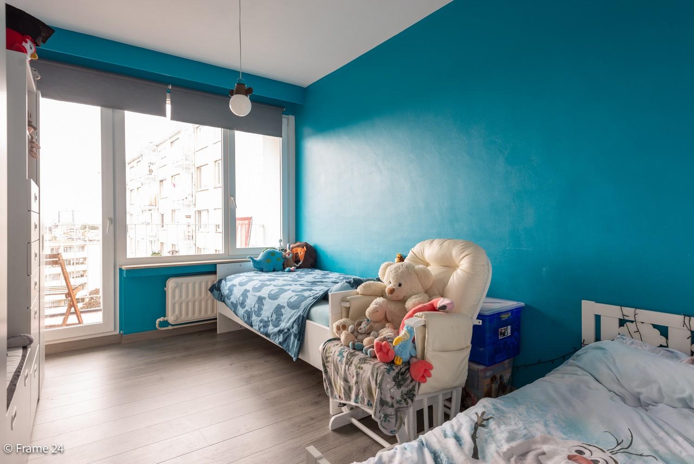 Verzorgd appartement met twee slaapkamers, terras en zicht op het Rivierenhof! afbeelding 12