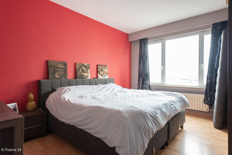 Verzorgd appartement met twee slaapkamers, terras en zicht op het Rivierenhof! afbeelding 11
