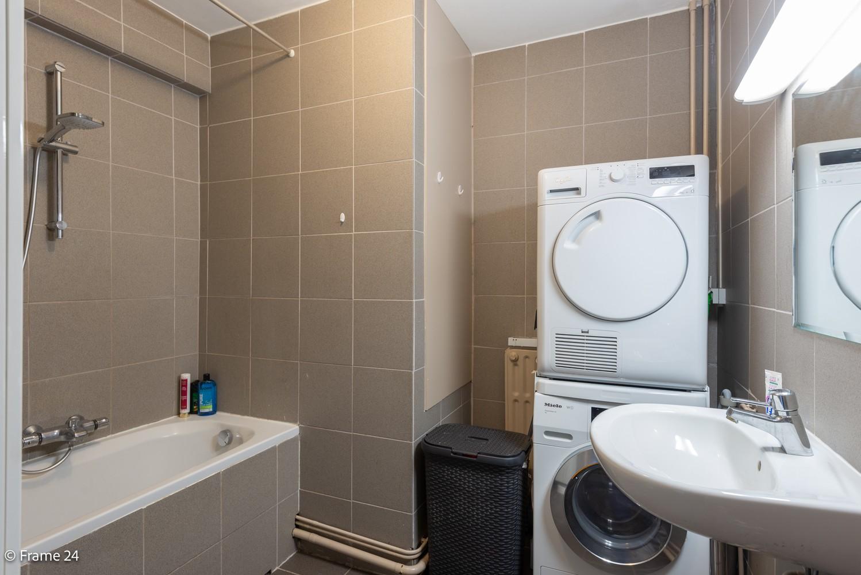 Verzorgd appartement met twee slaapkamers, terras en zicht op het Rivierenhof! afbeelding 13