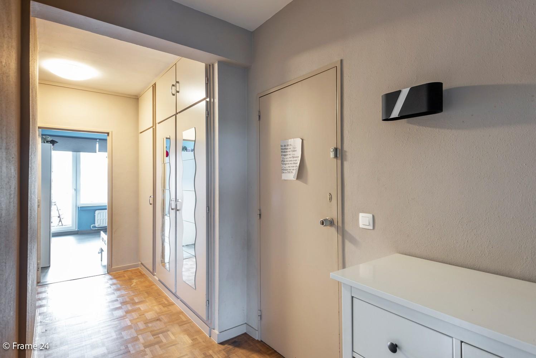 Verzorgd appartement met twee slaapkamers, terras en zicht op het Rivierenhof! afbeelding 10