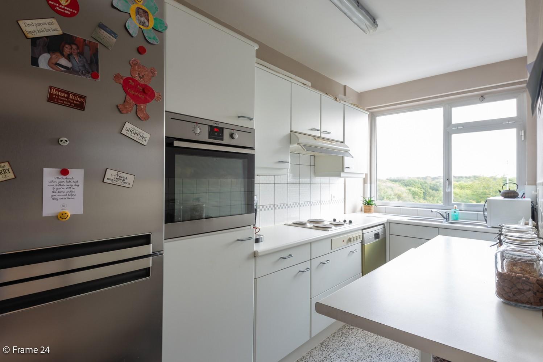 Verzorgd appartement met twee slaapkamers, terras en zicht op het Rivierenhof! afbeelding 8