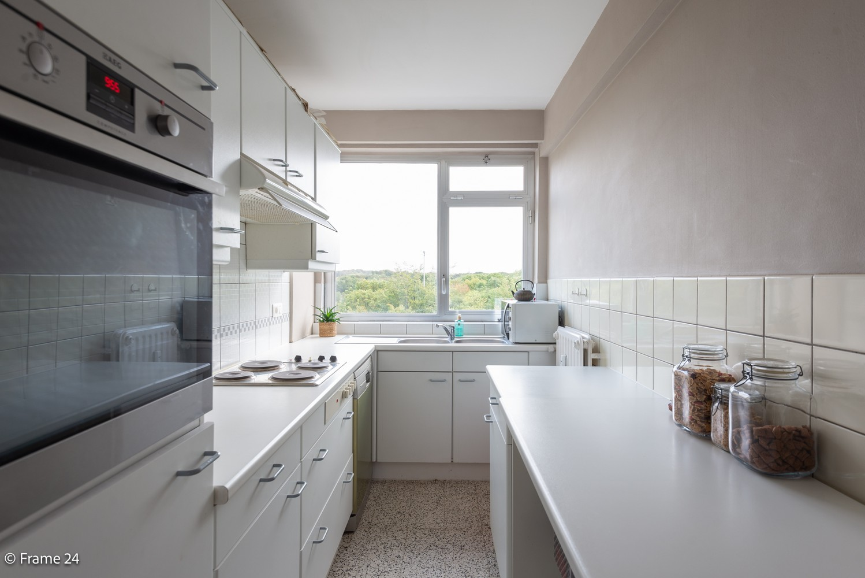 Verzorgd appartement met twee slaapkamers, terras en zicht op het Rivierenhof! afbeelding 9