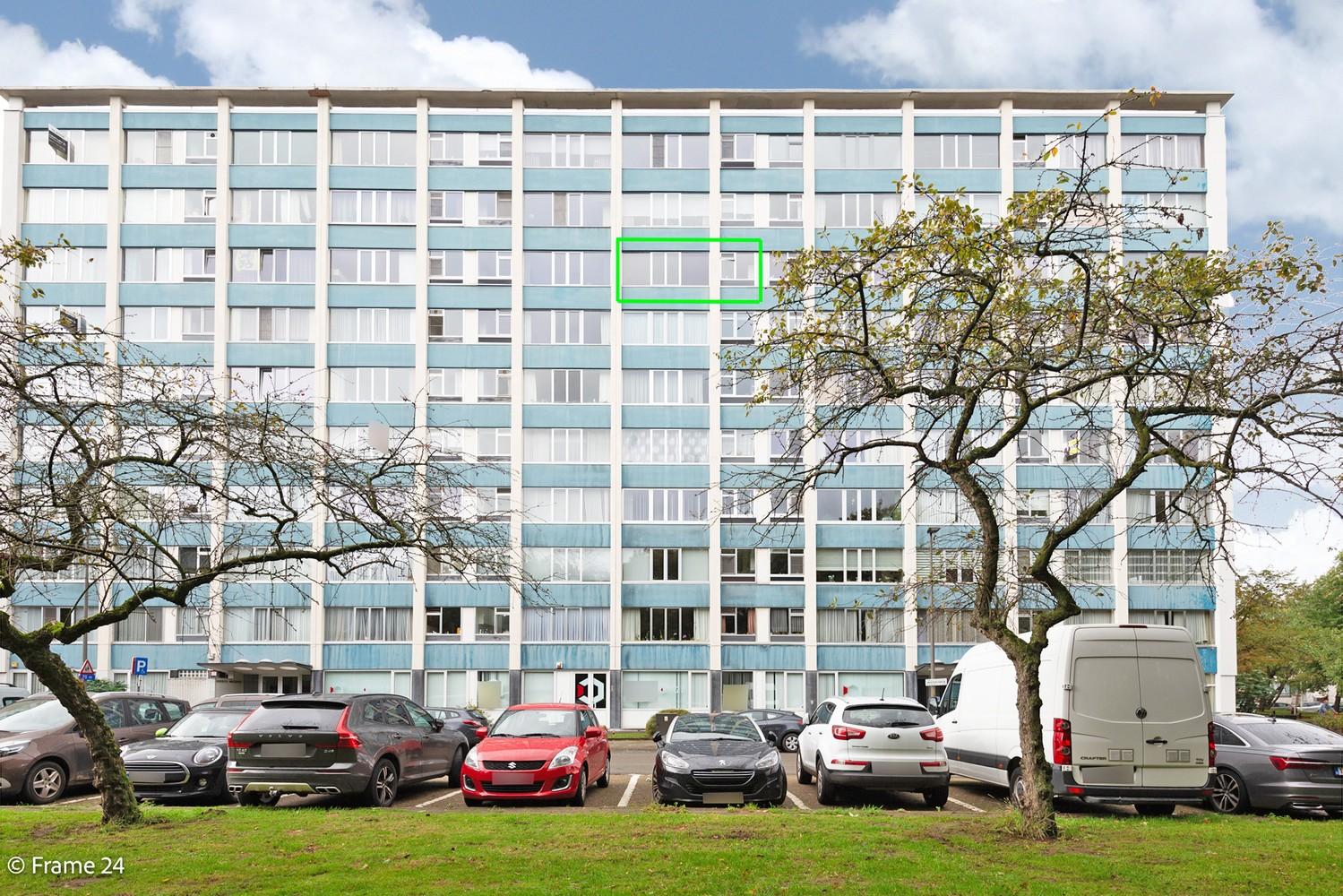 Verzorgd appartement met twee slaapkamers, terras en zicht op het Rivierenhof! afbeelding 17