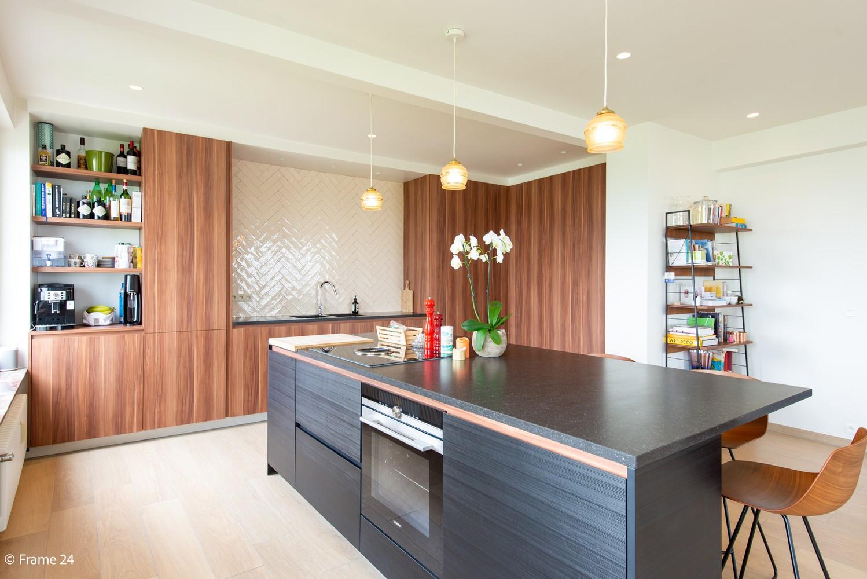 Riant luxeappartement (160 m²) met 3 slks aan het Koning Albertpark te Antwerpen! afbeelding 1