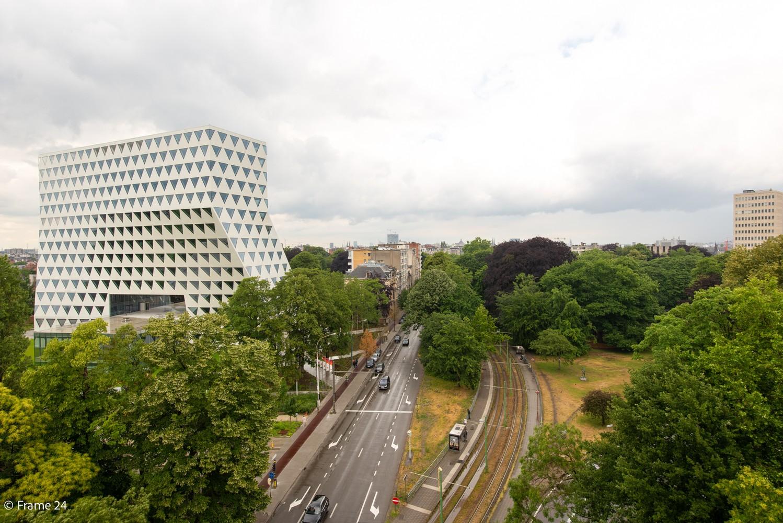 Riant luxeappartement (160 m²) met 3 slks aan het Koning Albertpark te Antwerpen! afbeelding 14