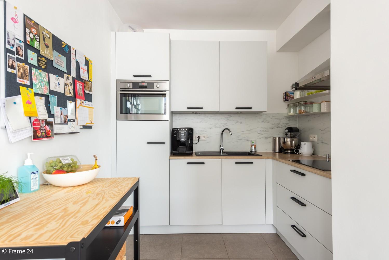 Recent appartement (valt onder registratie!) met twee slaapkamers & ondergrondse staanplaats te Hoboken! afbeelding 5
