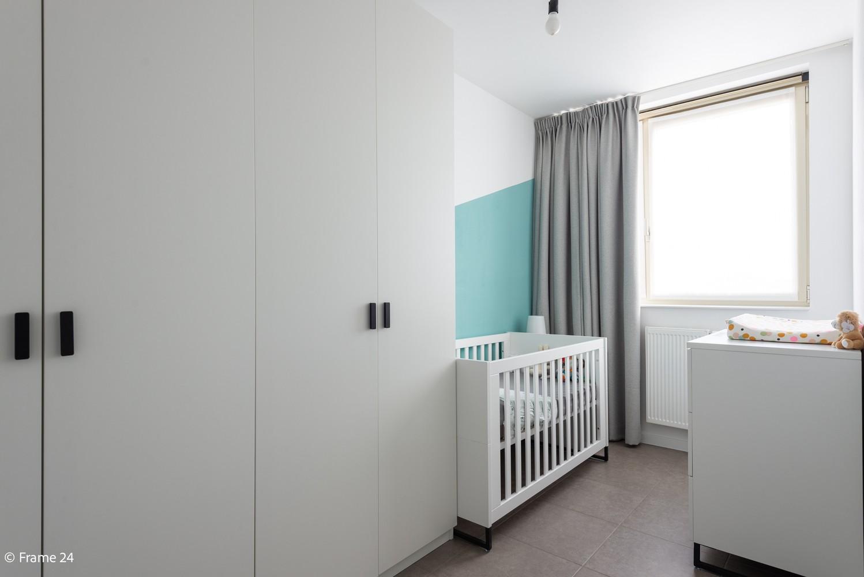 Recent appartement (valt onder registratie!) met twee slaapkamers & ondergrondse staanplaats te Hoboken! afbeelding 10