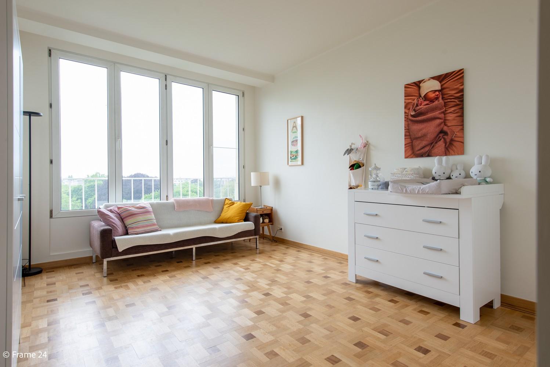 Riant luxeappartement (160 m²) met 3 slks aan het Koning Albertpark te Antwerpen! afbeelding 11