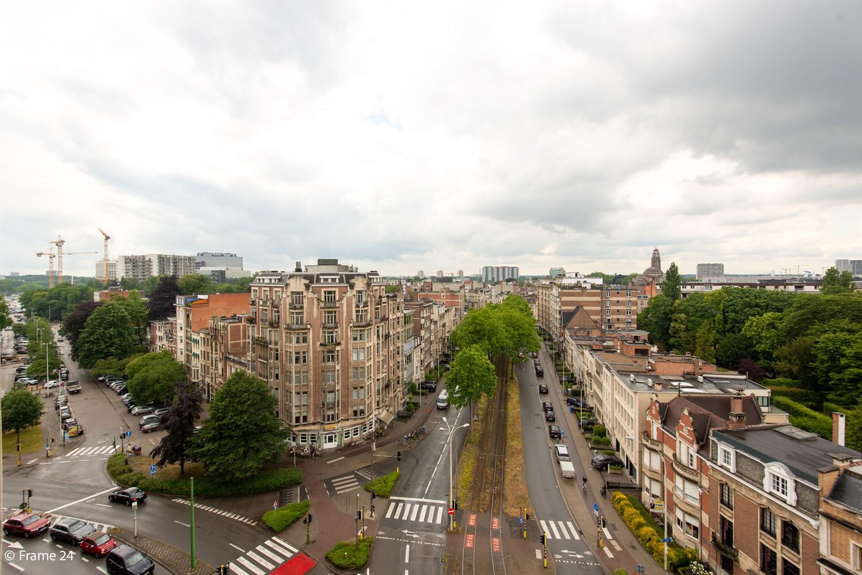 Riant luxeappartement (160 m²) met 3 slks aan het Koning Albertpark te Antwerpen! afbeelding 15