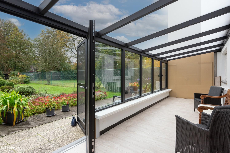Riant gelijkvloersappartement (147 m²) met aangelegde tuin op centrale ligging te Kapellen! afbeelding 13
