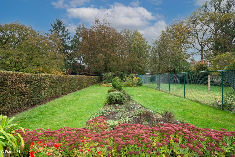 Riant gelijkvloersappartement (147 m²) met aangelegde tuin op centrale ligging te Kapellen! afbeelding 14