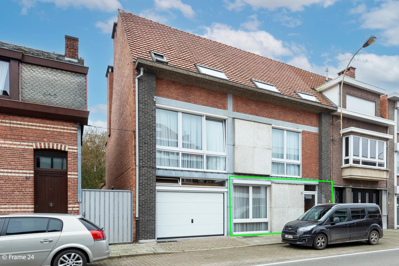 Riant gelijkvloersappartement (147 m²) met aangelegde tuin op centrale ligging te Kapellen! afbeelding 1