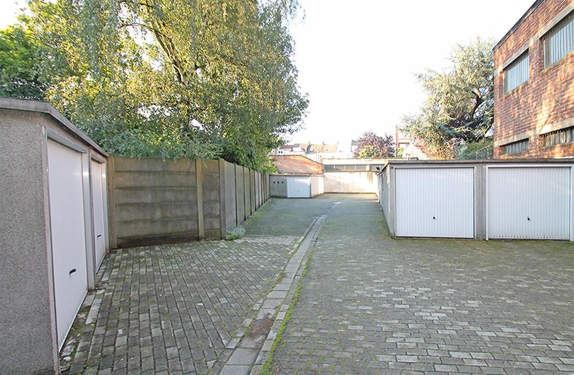 Garagebox in afgesloten binnengebied op uitstekende locatie te Antwerpen! afbeelding 1