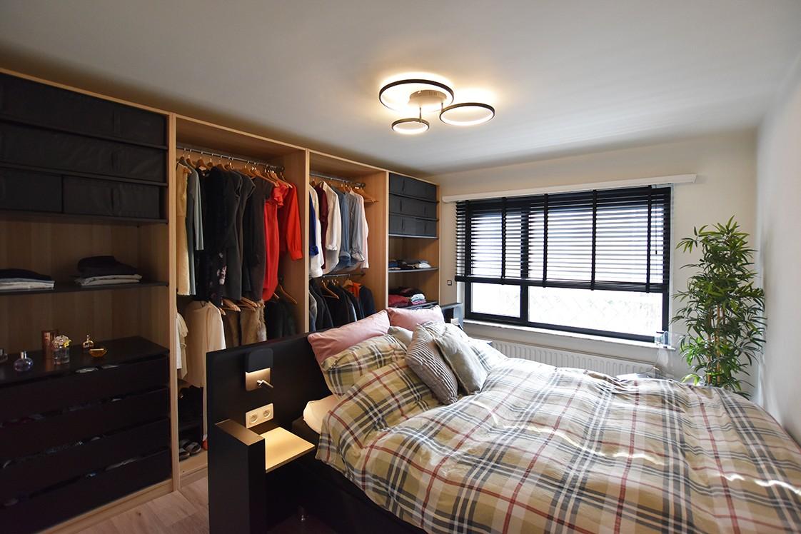 Trendy en stylish appartement met twee slaapkamers en terras te Deurne! afbeelding 8