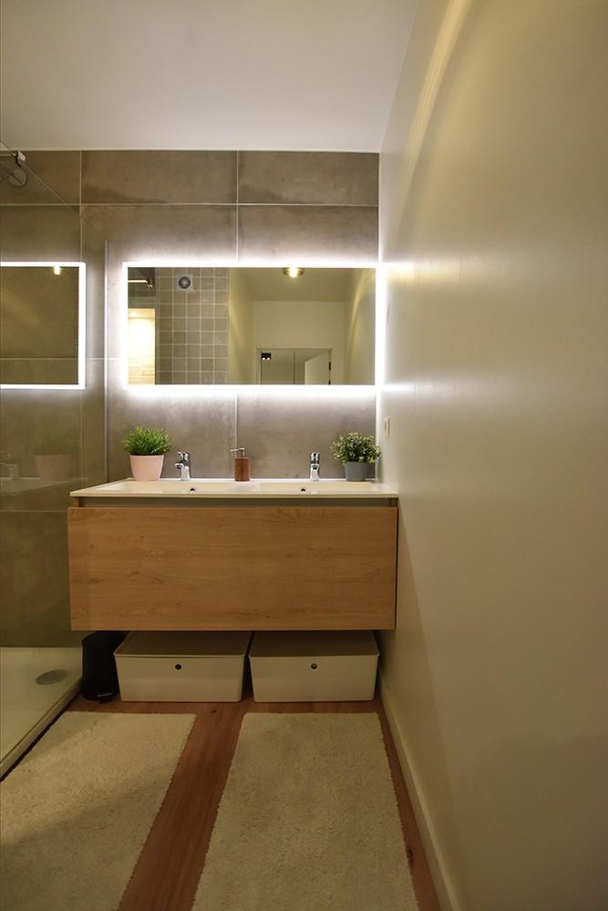 Trendy en stylish appartement met twee slaapkamers en terras te Deurne! afbeelding 12