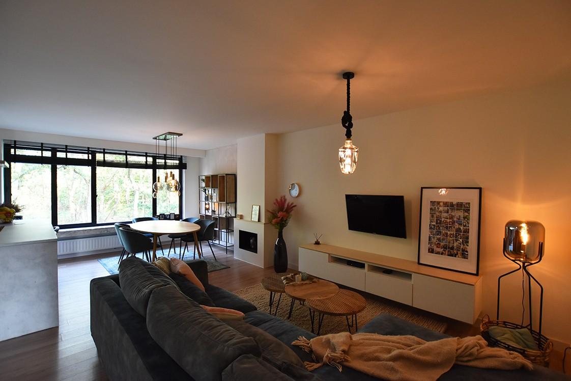 Trendy en stylish appartement met twee slaapkamers en terras te Deurne! afbeelding 5