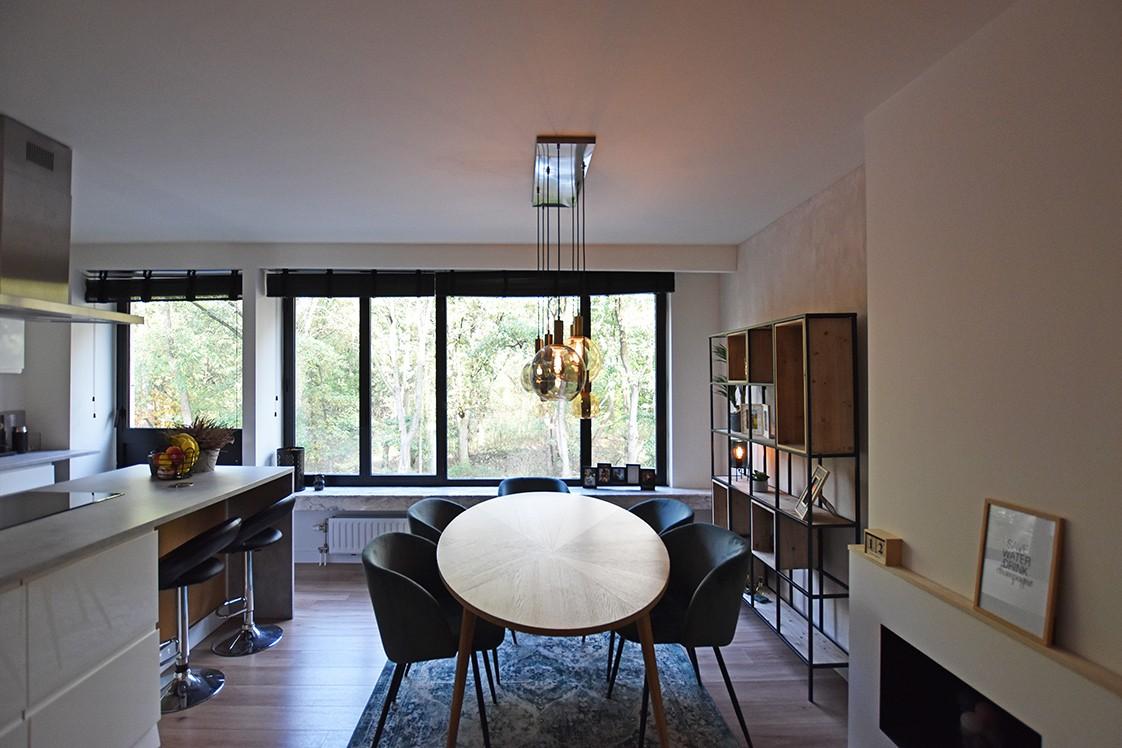 Trendy en stylish appartement met twee slaapkamers en terras te Deurne! afbeelding 4
