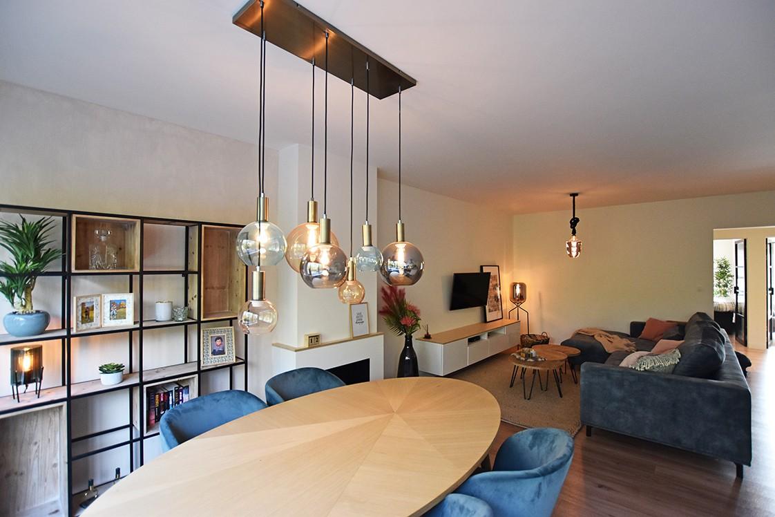 Trendy en stylish appartement met twee slaapkamers en terras te Deurne! afbeelding 1