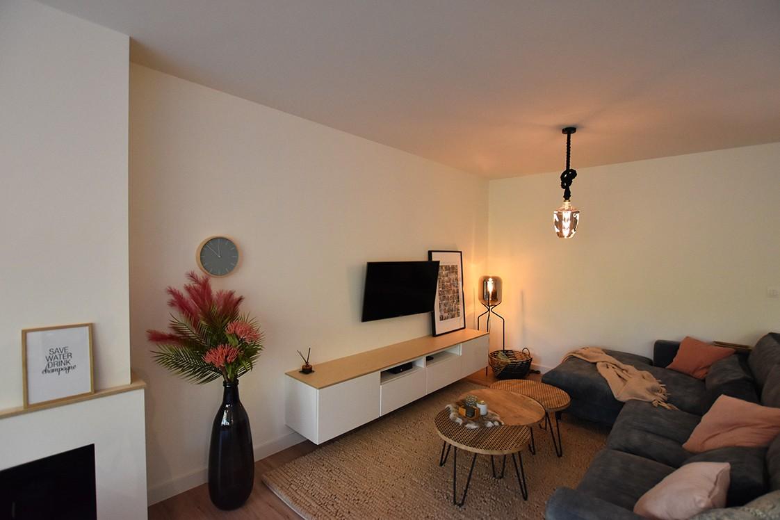 Trendy en stylish appartement met twee slaapkamers en terras te Deurne! afbeelding 6