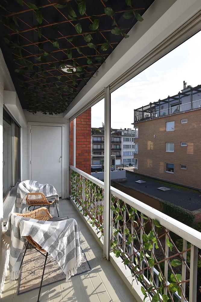 Trendy en stylish appartement met twee slaapkamers en terras te Deurne! afbeelding 14