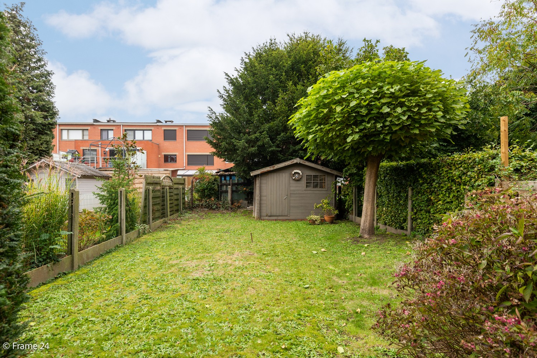 Ruime, op te frissen bel-étage met 3 slaapkamers, tuin én terras in Wommelgem! afbeelding 19