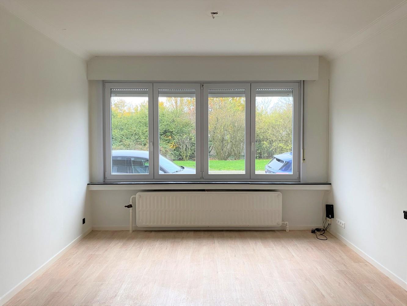 Gerenoveerd, gelijkvloers appartement met 2 slaapkamers en ruime tuin (94m²) in Antwerpen! afbeelding 7
