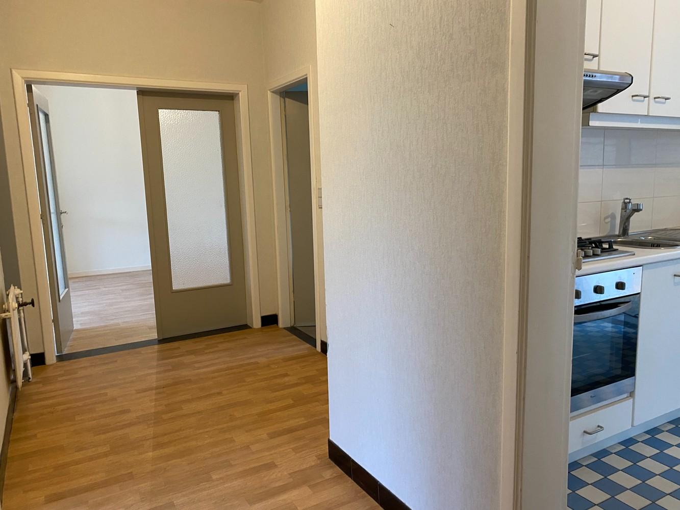 Gerenoveerd, gelijkvloers appartement met 2 slaapkamers en ruime tuin (94m²) in Antwerpen! afbeelding 4