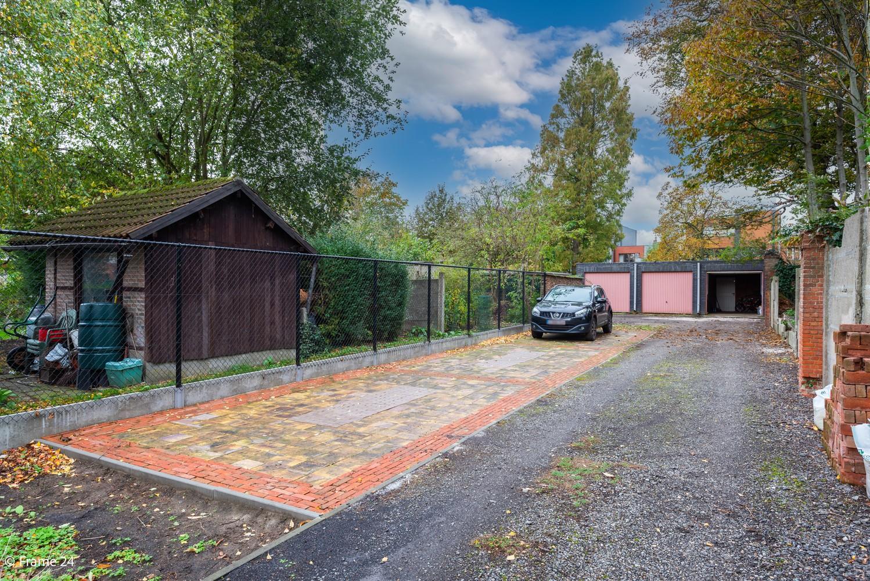 Zeer ruim en instapklaar gelijkvloers appartement met tuin en garage te Wijnegem! afbeelding 17