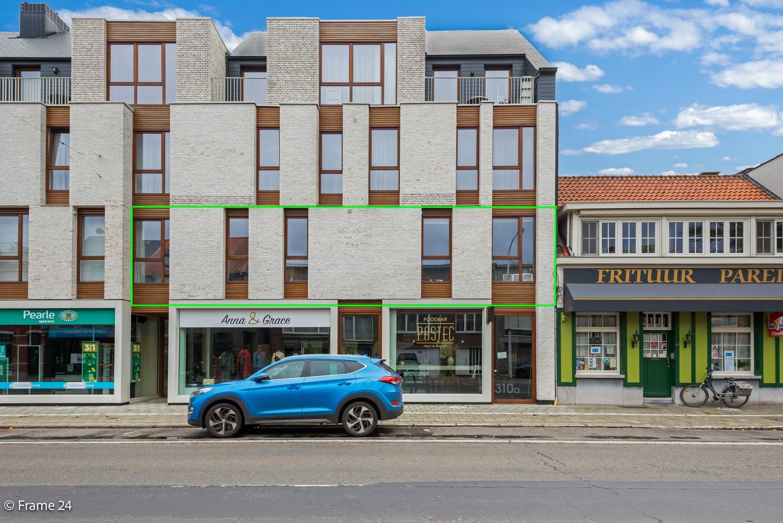 Recent appartement op de eerste verdieping met drie slaapkamers gelegen in residentie Ter Linden te Schilde! afbeelding 1
