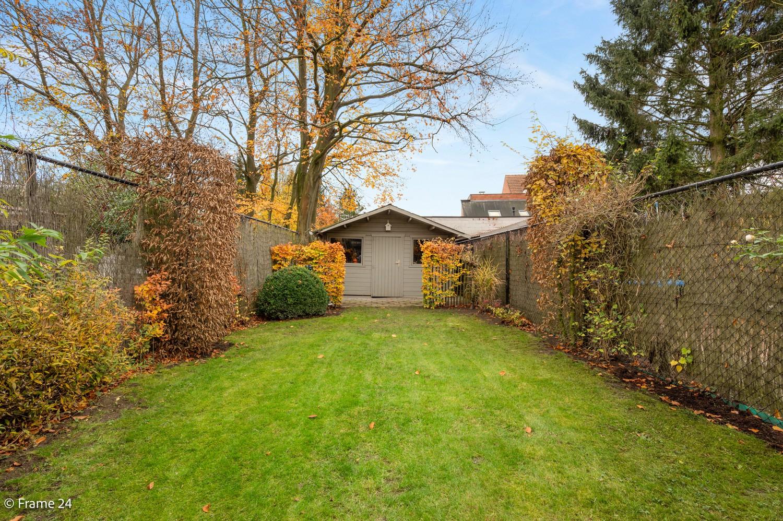 Prachtige en ruime halfopen woning met drie slaapkamers en mooie tuin te Brasschaat! afbeelding 22