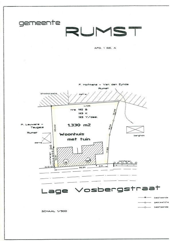 Projectgrond op prachtig perceel (1.415 m²) op gunstige locatie in Rumst! afbeelding 5