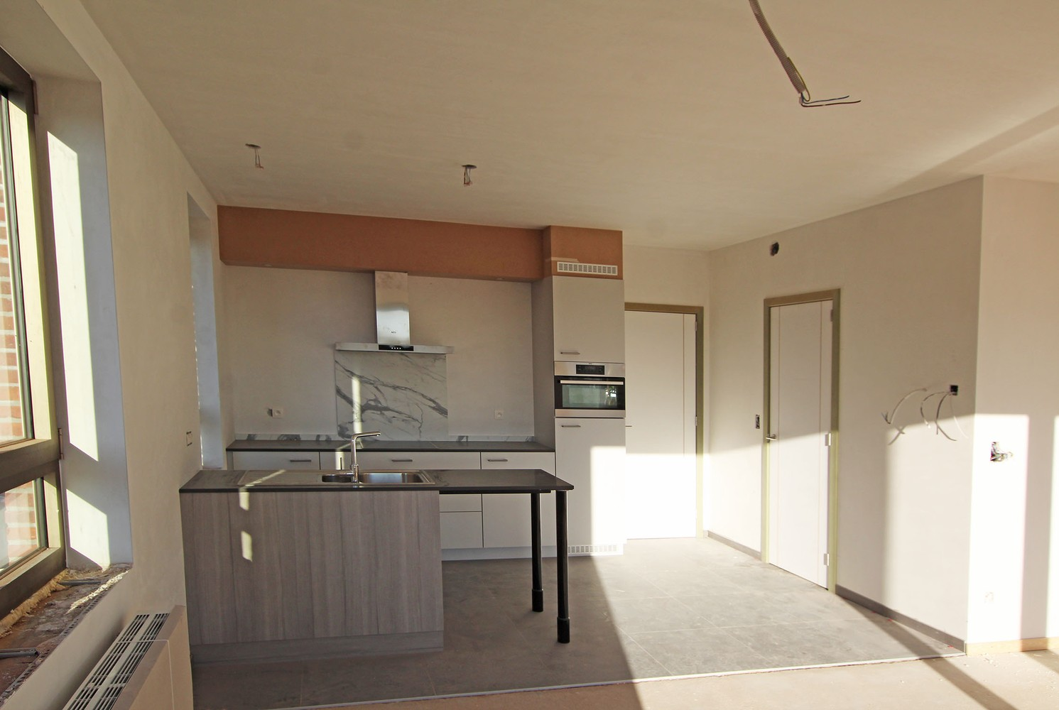 Prachtig nieuwbouwappartement met 2 slaapkamers en zonnig terras te Wommelgem! afbeelding 4