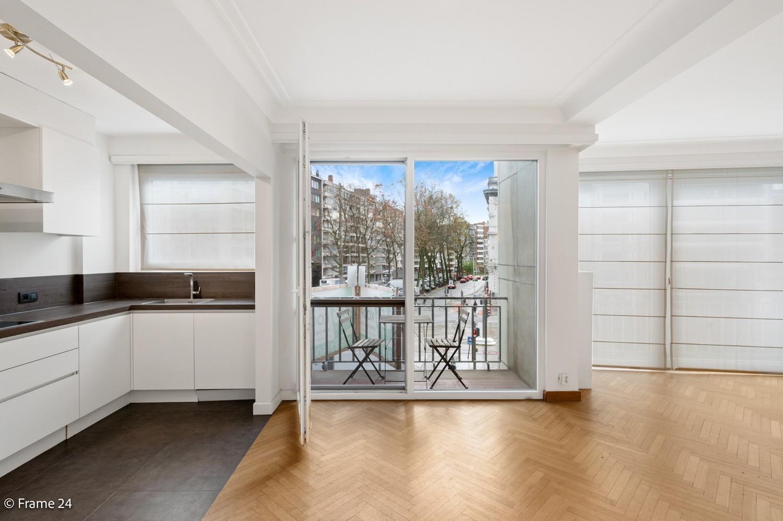 Vernieuwd en riant appartement (115 m²) in Diamantwijk te Antwerpen! afbeelding 3