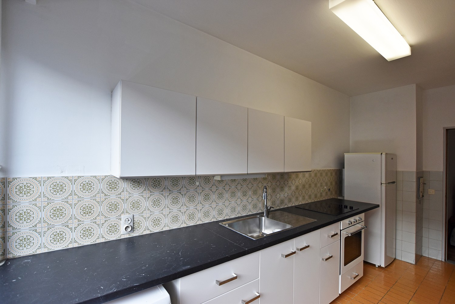 Ruim appartement (+/- 110 m²) met twee slaapkamers en lift te Borgerhout! afbeelding 4