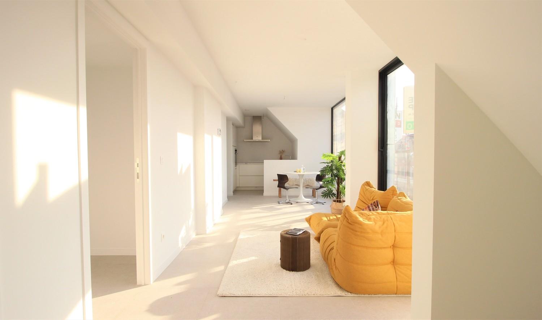 Prachtig penthouse met 2 slaapkamers en 2 terrassen op toplocatie in het centrum van Wommelgem afbeelding 5