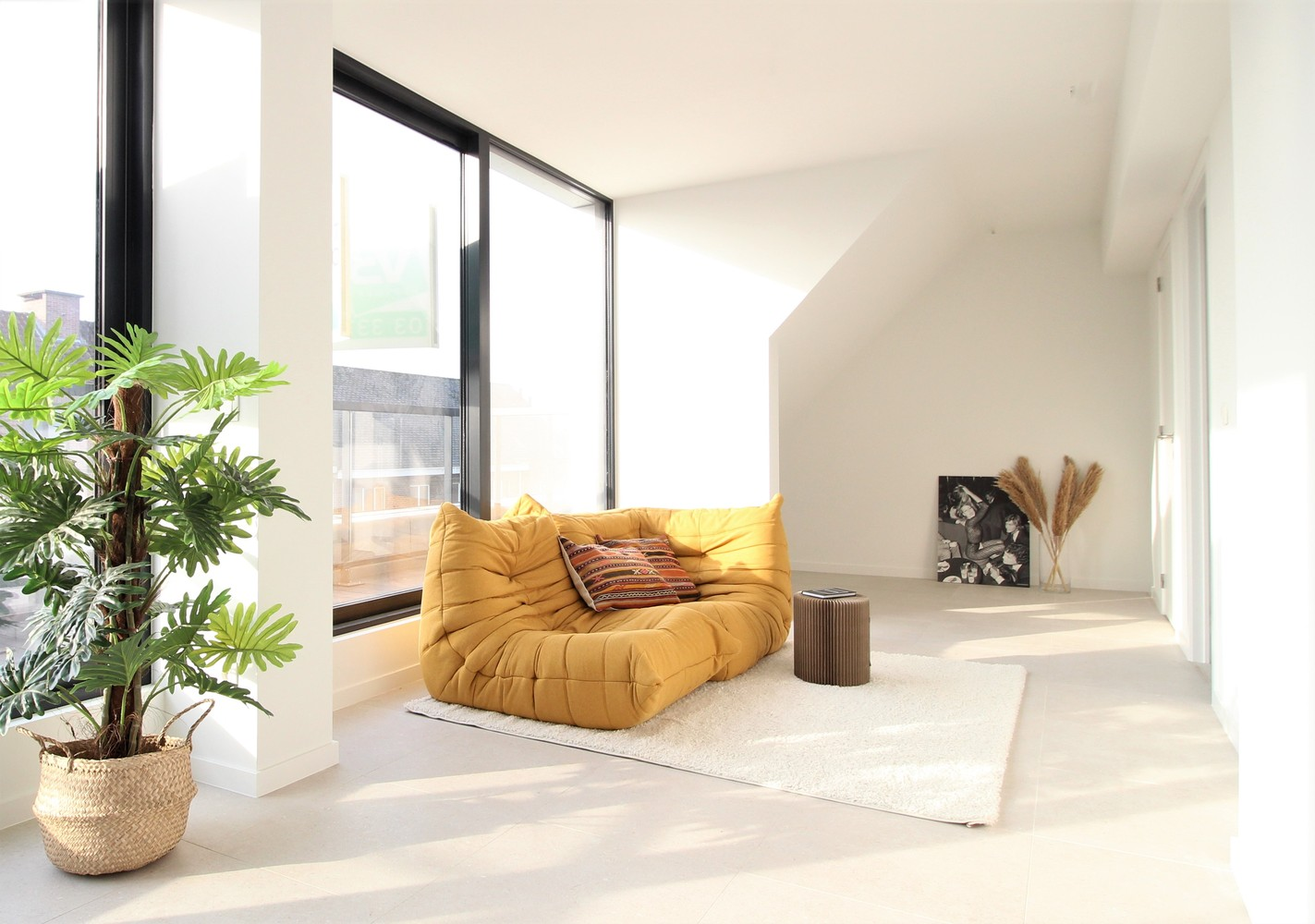 Prachtig penthouse met 2 slaapkamers en 2 terrassen op toplocatie in het centrum van Wommelgem afbeelding 1