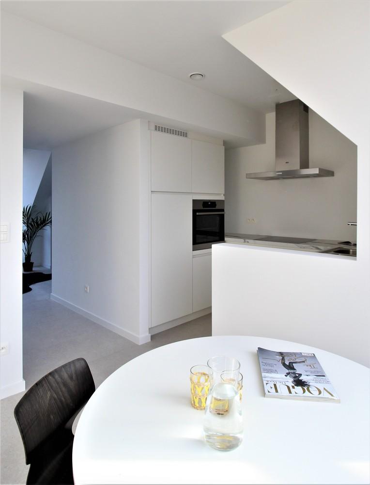 Prachtig penthouse met 2 slaapkamers en 2 terrassen op toplocatie in het centrum van Wommelgem afbeelding 9