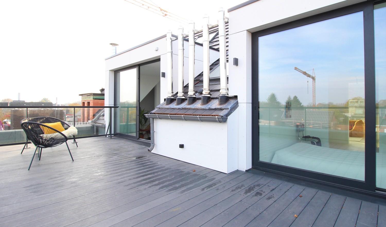 Prachtig penthouse met 2 slaapkamers en 2 terrassen op toplocatie in het centrum van Wommelgem afbeelding 12