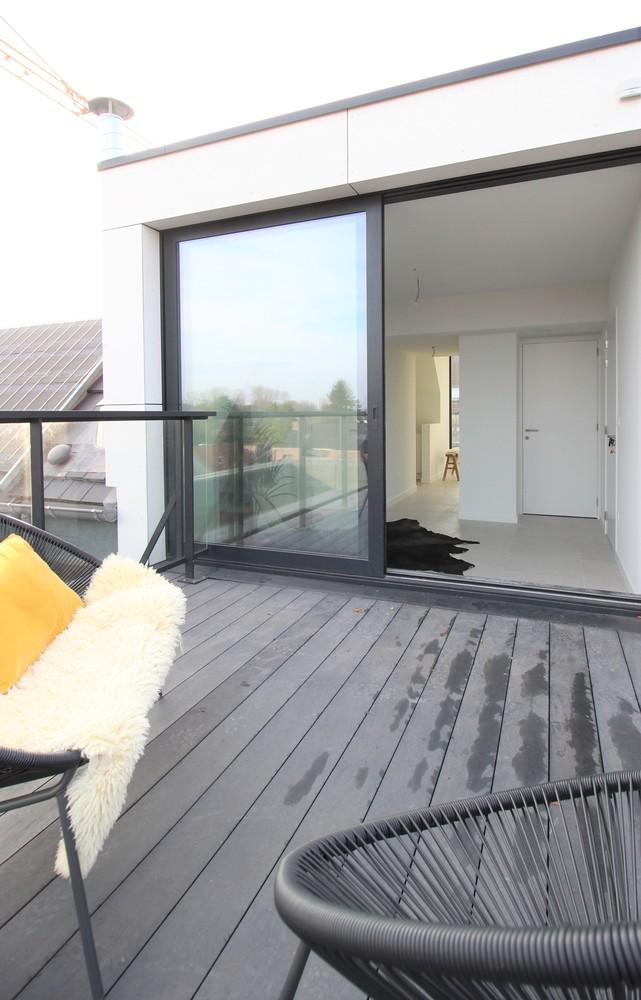 Prachtig penthouse met 2 slaapkamers en 2 terrassen op toplocatie in het centrum van Wommelgem afbeelding 17