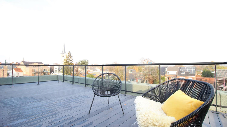 Prachtig penthouse met 2 slaapkamers en 2 terrassen op toplocatie in het centrum van Wommelgem afbeelding 20