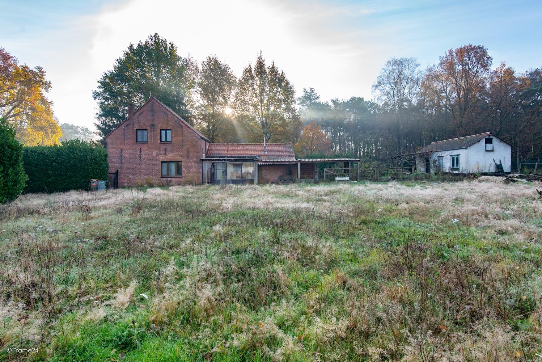Te renoveren woning op gigantisch perceel (2300m²) te Herentals afbeelding 2