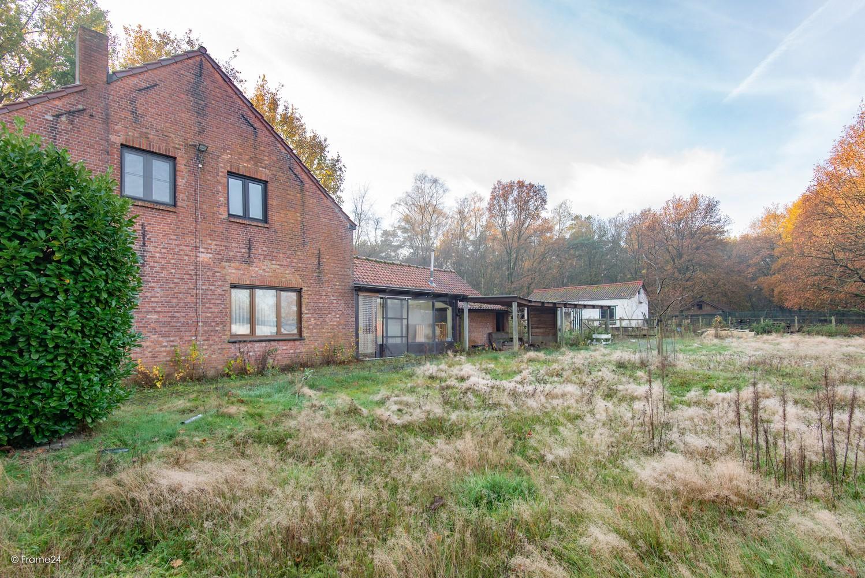 Te renoveren woning op gigantisch perceel (2300m²) te Herentals afbeelding 23