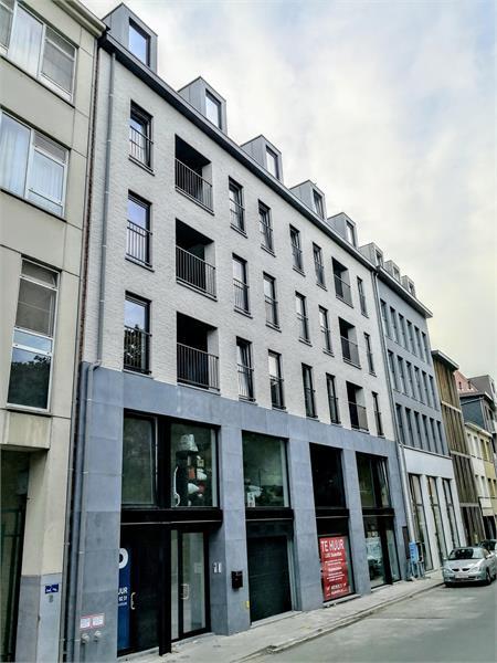Verschillende ondergrondse staanplaats te huur in Residentie Campus te Antwerpen! afbeelding 1