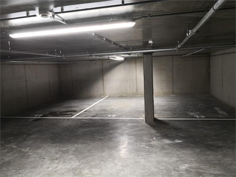 Verschillende ondergrondse staanplaats te huur in Residentie Campus te Antwerpen! afbeelding 4